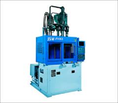 日本製鋼所電動式竪型単動射出成型機